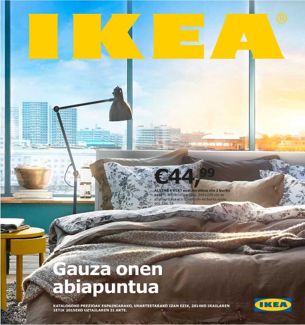 Catálogo de IKEA 2015 eneuskera