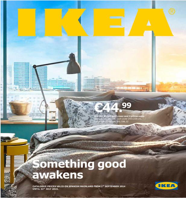 Catálogo de IKEA 2015 eninglés