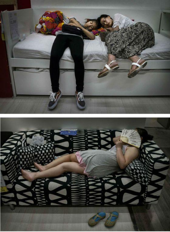 Ikea camas