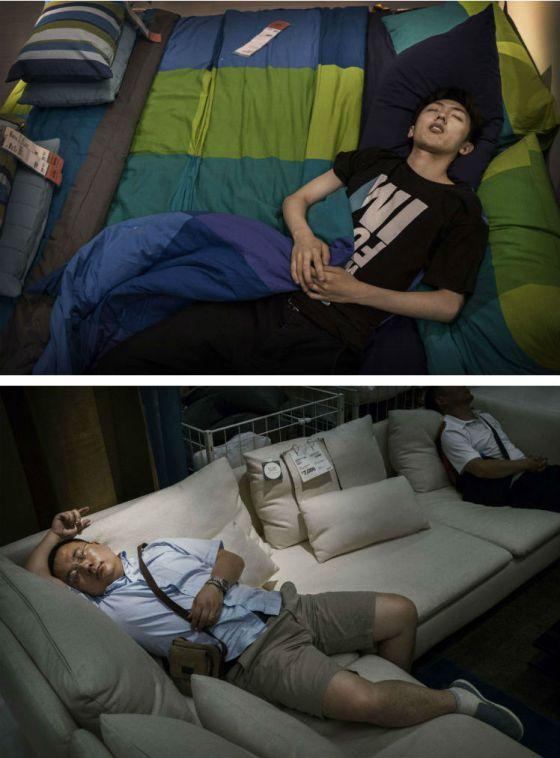Ikea sofás