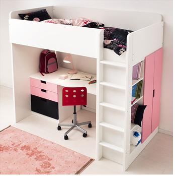 Dormitorio para ni os ideas para decorar con ikea - Catalogo ikea dormitorios ninos ...