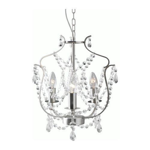 lámpara de araña ikea