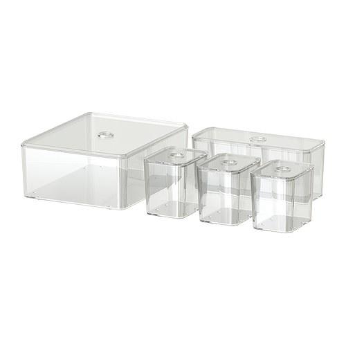 optimizar el espacio con cajas