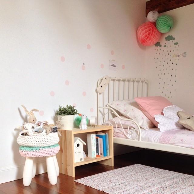 taburete niños - ika mamut - habitaciçon infantil