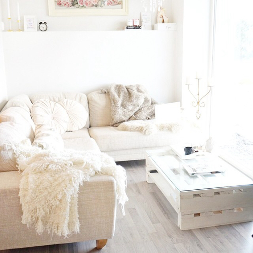 apartamentos de estilo nórdico