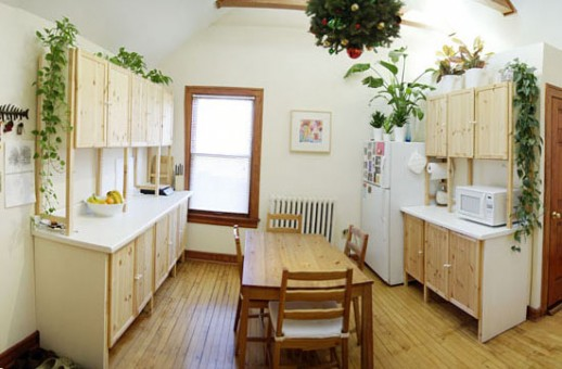Cómo crear un almacén en tu cocina con muebles de Ikea