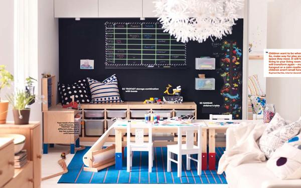 espacio infantil