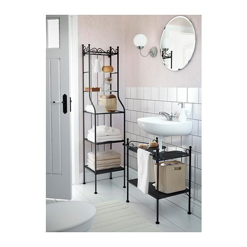Mueble lavabo ikea pequeno 20170813070740 for Mueble estanteria ikea