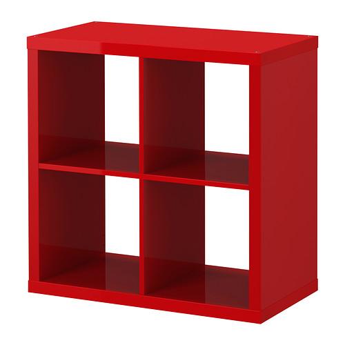 estanterías para organizar espacios