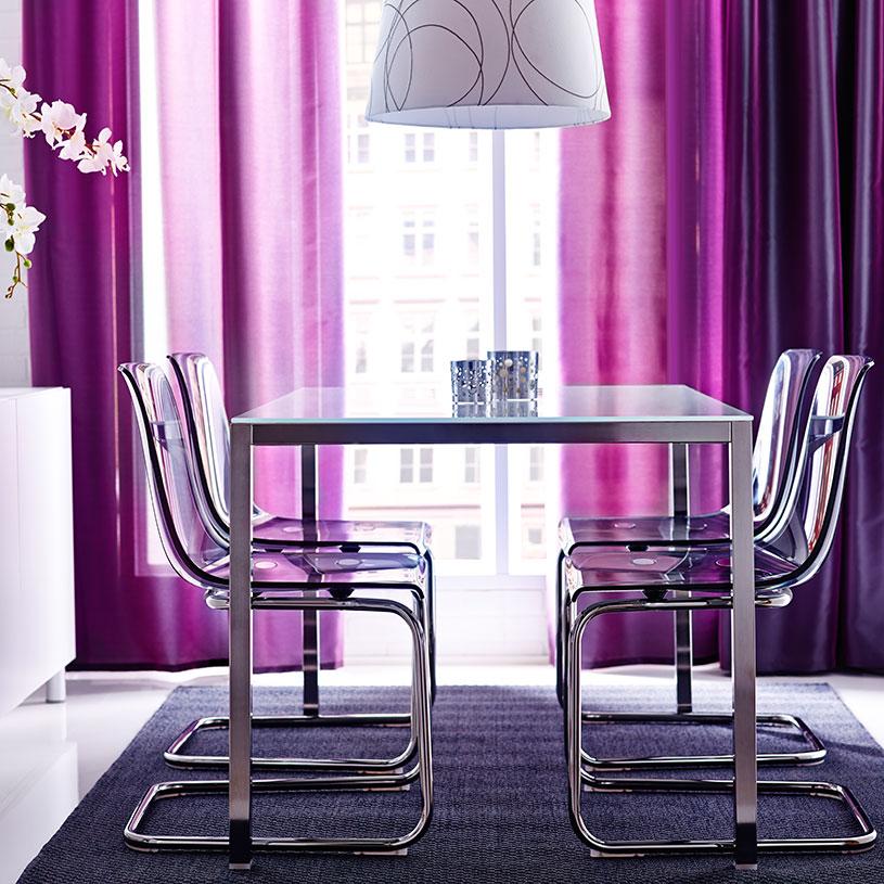 Descuentos en mesas y sillas de comedor en Ikea