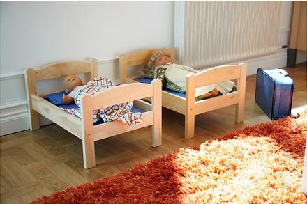 C mo hacer una cama para mascotas de ikea for Cama munecas ikea