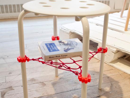 impeimible 3D - silla IKEA