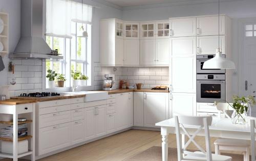 muebles para cocina nórdica