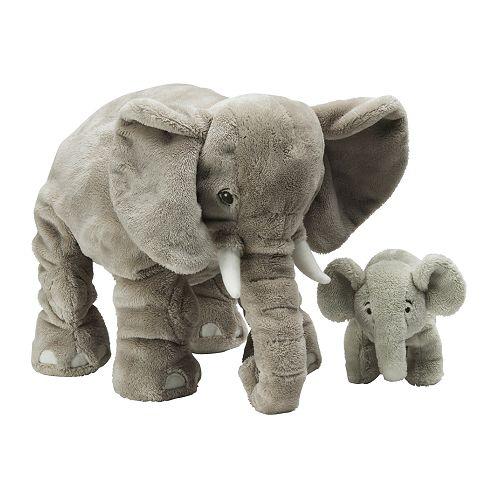 peluche elefanta
