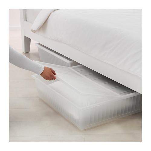 almacenaje cama