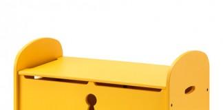 banco con cajón