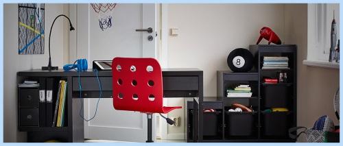 muebles Ikea para trabajar en casa