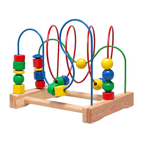 juego bebe laberinto