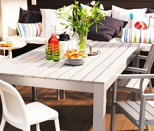 mesa y sillas ikea