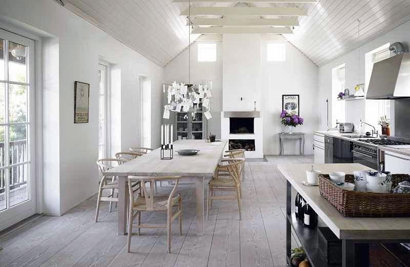 piso estilo nordico Un Apartamento De Estilo Nrdico