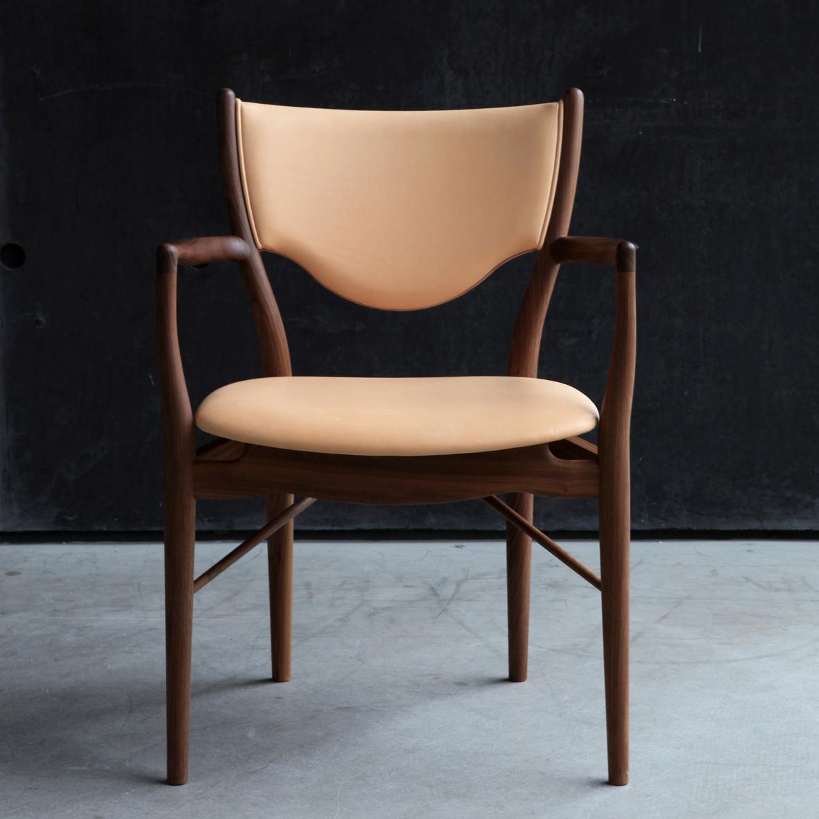 silla de diseño danes años 40