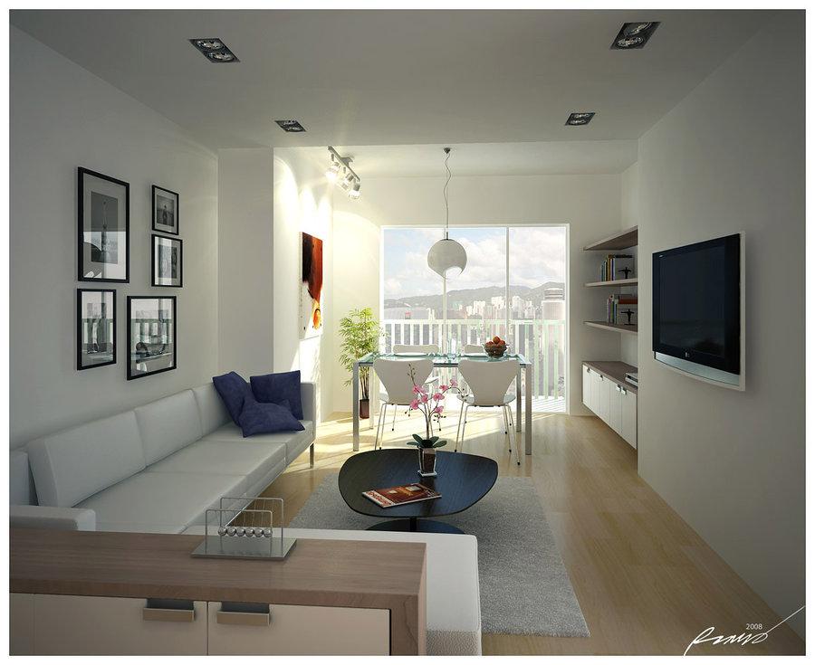 piso de estilo nordico