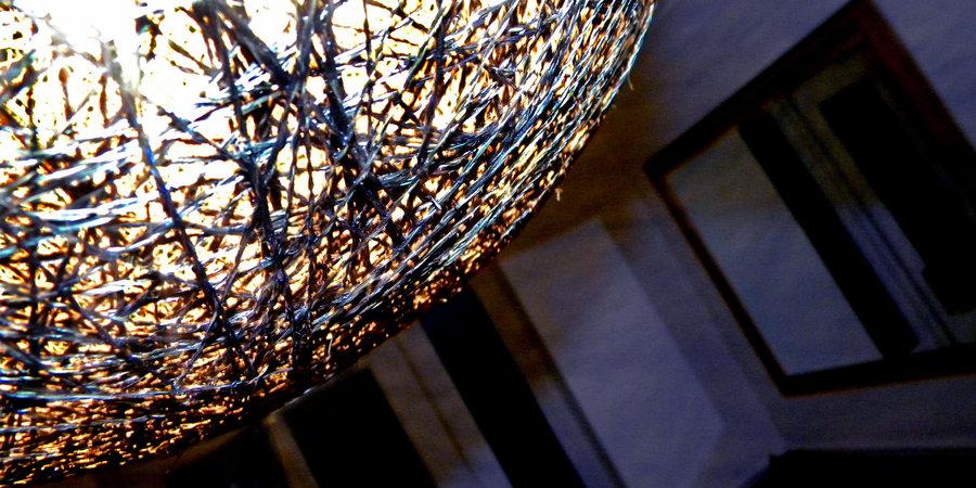 lampara de cuerda