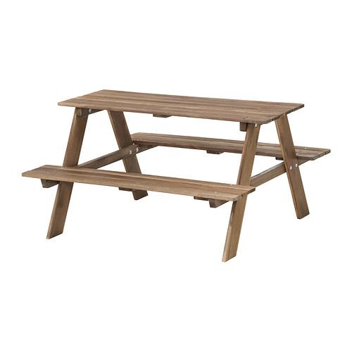 conjunto de mesa con sillas de madera