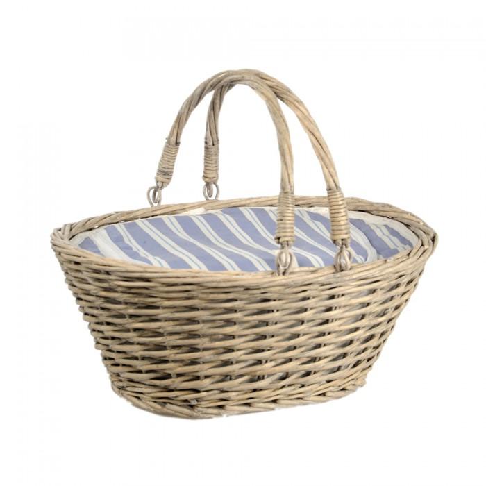 pequeña cesta de picnic