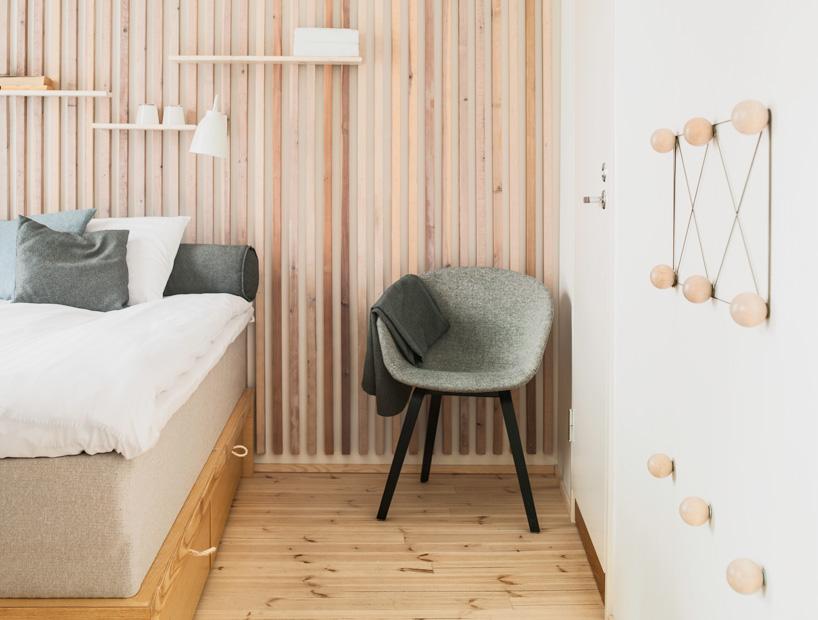 habitación de estilo nórdico