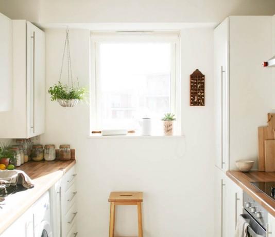 cocina estilo nordico