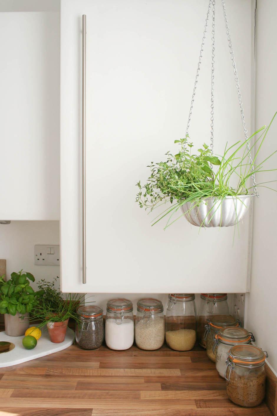 cocina de diseño escandinavo
