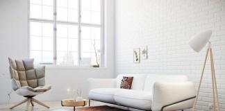 apartamento de estilo nórdico