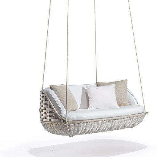 sillón flotante