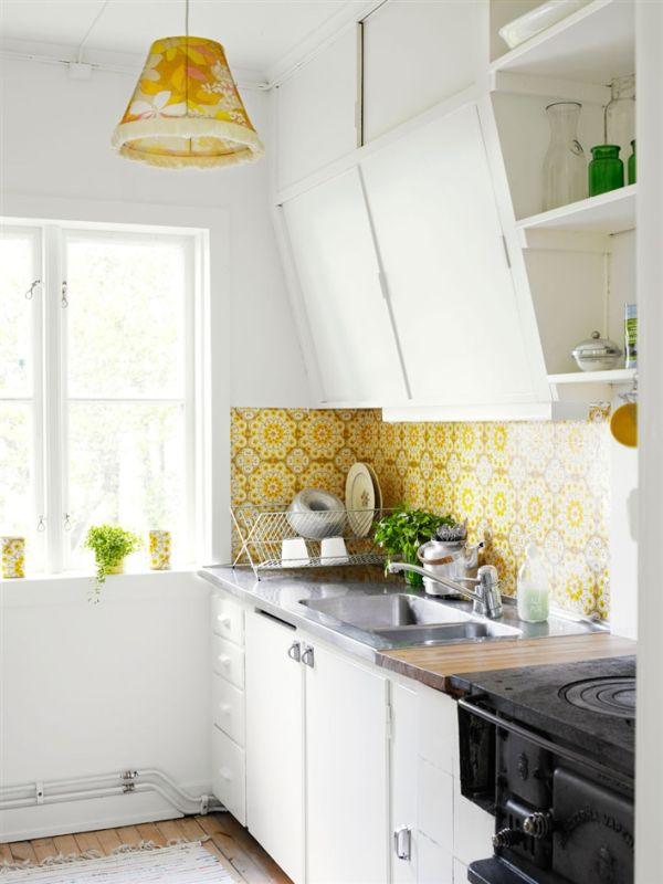 cocina de estilo sueco