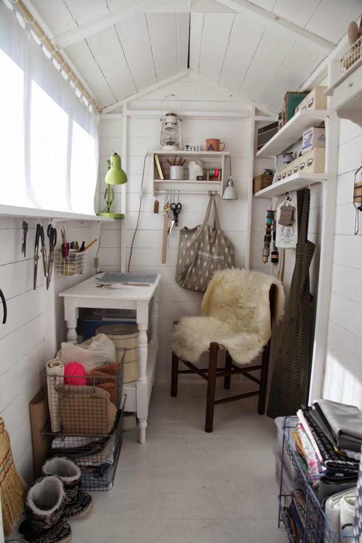 espacio para trabajar
