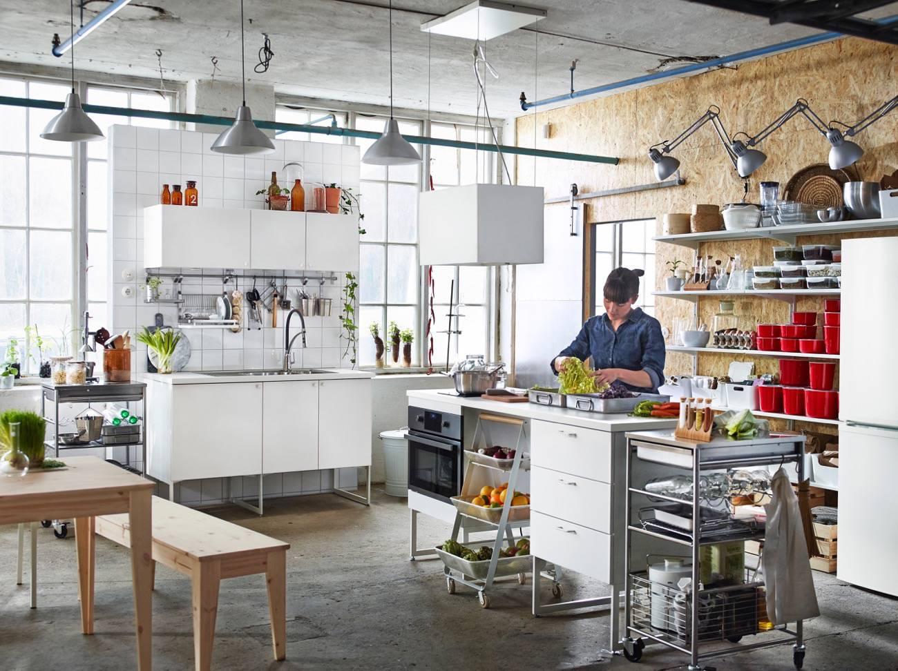catalogo IKEA de cocina