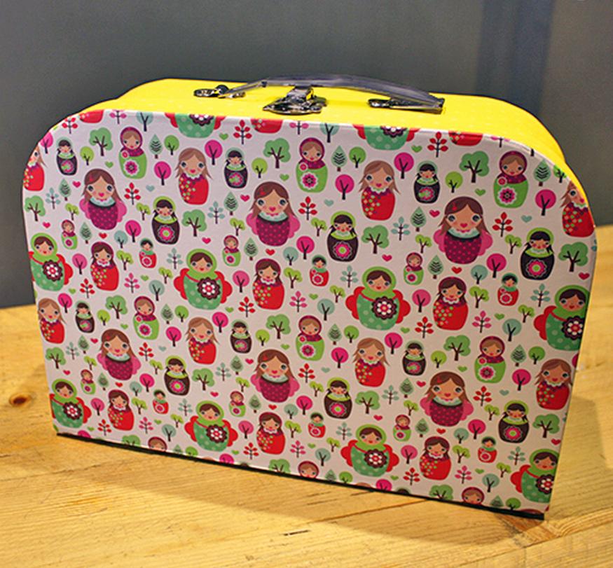 maleta pequeña de diseño