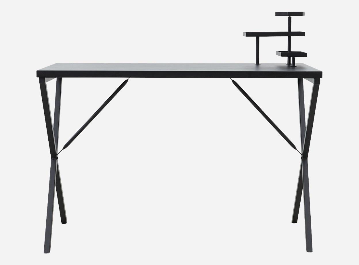 escritorio de metal