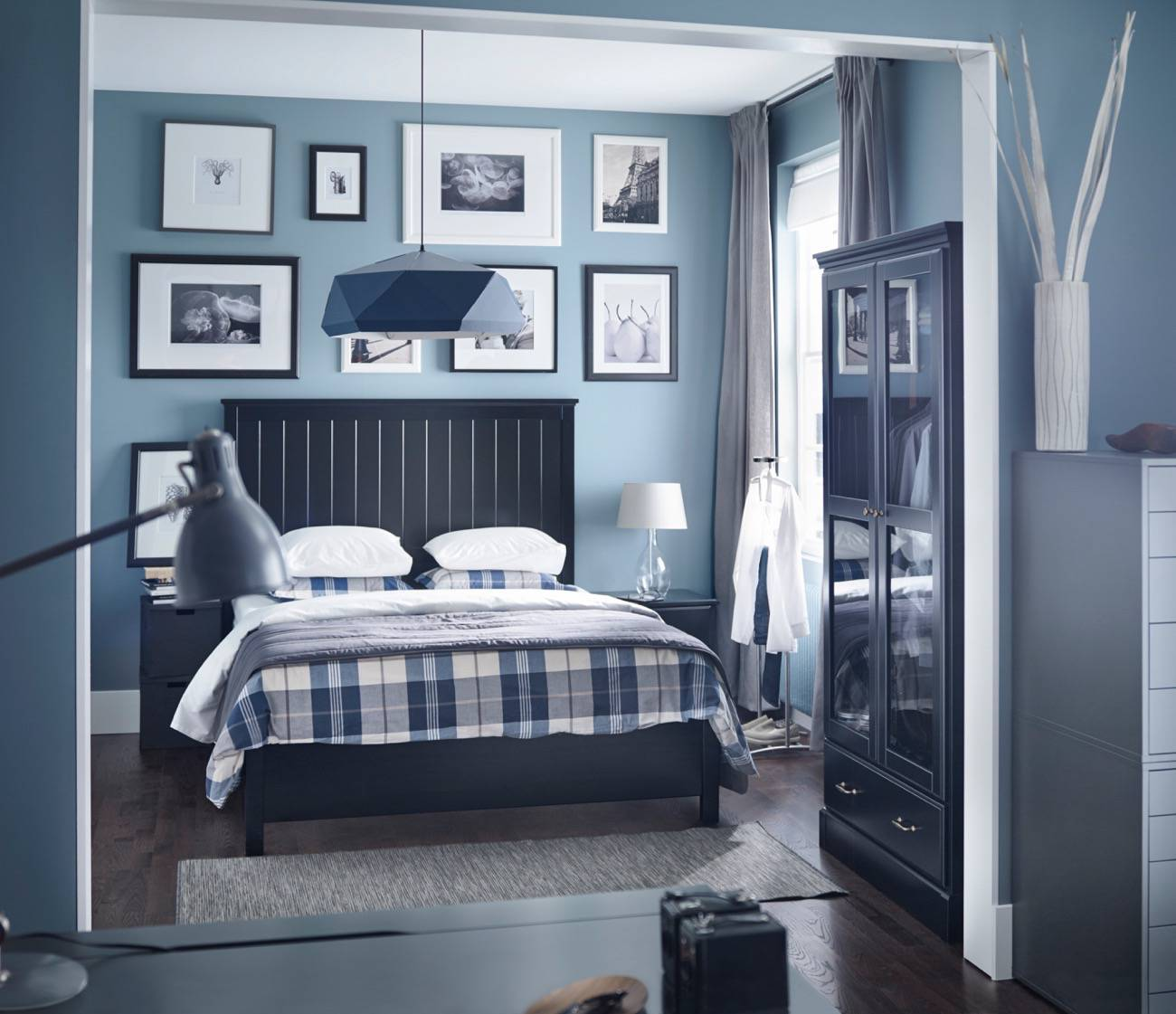 nuevo catalogo IKEA habitacion elegante