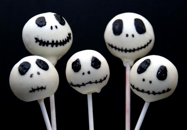 dulces para halloween de jack