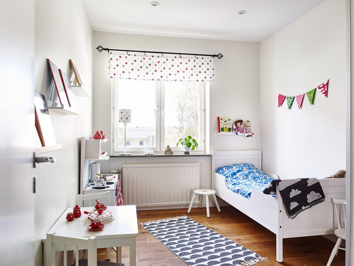 dormitorio para niño