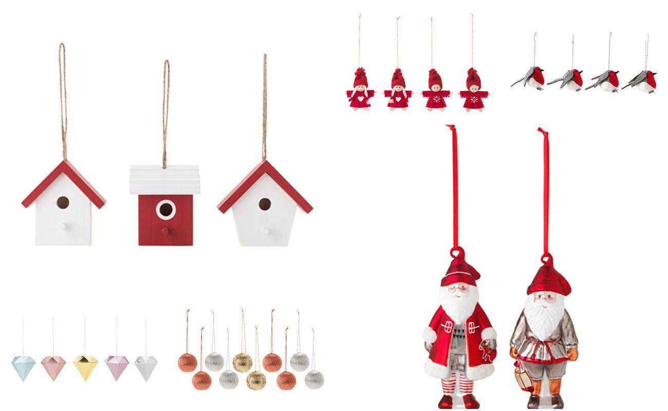 adornos de Ikea