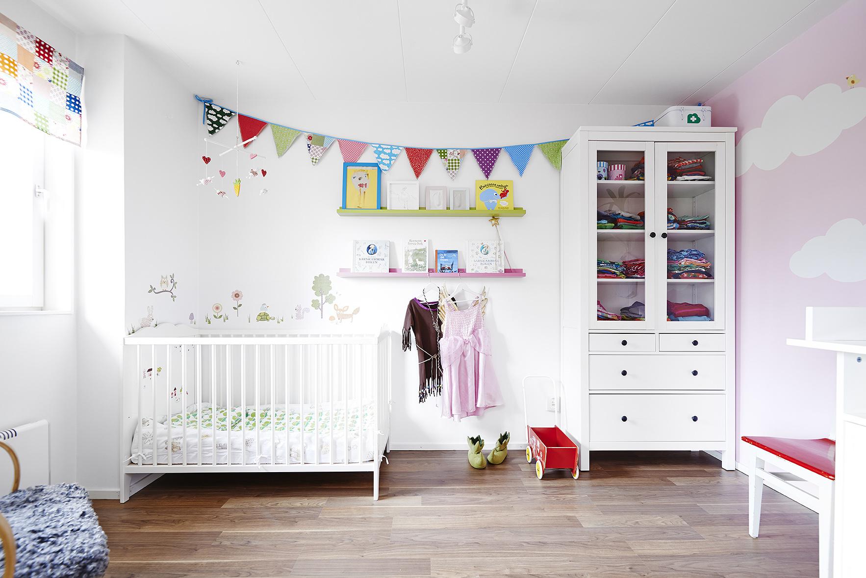 Habitaciones infantiles nórdicas