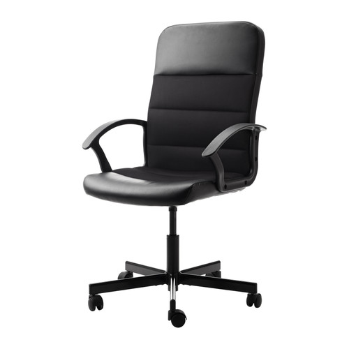 más vendidos de Ikea en 2015 - fingal-silla-giratoria-negro__0118797_PE274855_S4