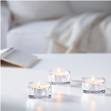 más vendidos de Ikea en 2015- glimma-vela-pequ-sin-perfum