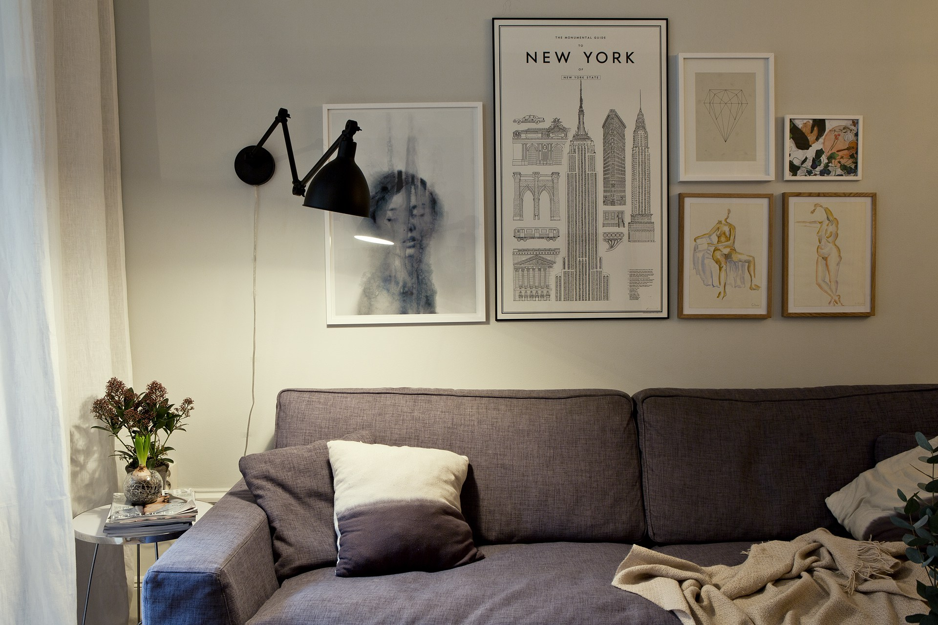 iluminación nórdica - lamparas de diseño escandinavo ilu puntual