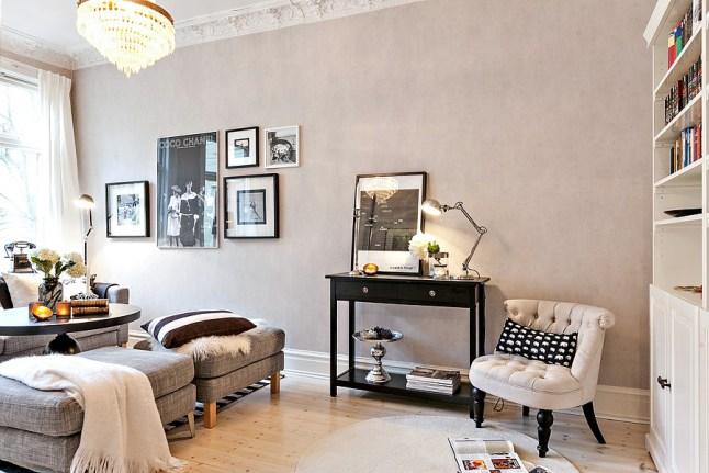 iluminación nórdica - lamparas de diseño escandinavo flexo puntual
