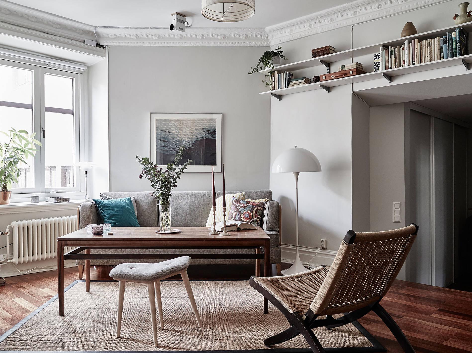 mini apartamento de estilo nordico II