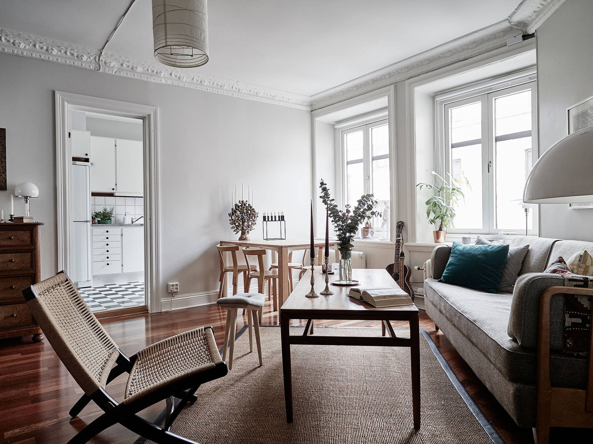 mini apartamento de estilo nordico V